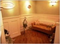 目白ポセンシアクリニックの待合室